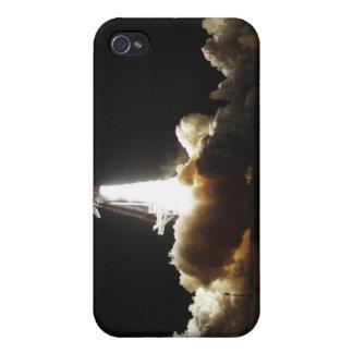 El descubrimiento del transbordador espacial quita iPhone 4 carcasas