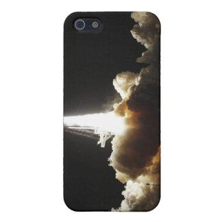 El descubrimiento del transbordador espacial quita iPhone 5 funda