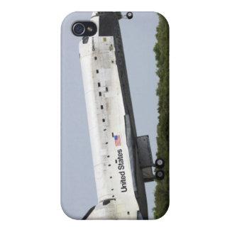 El descubrimiento del transbordador espacial se iPhone 4/4S fundas