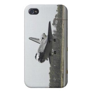 El descubrimiento del transbordador espacial se iPhone 4 carcasas