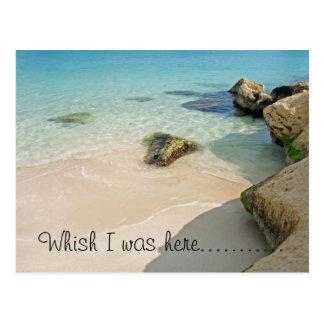 El deseo I estaba aquí ........... Tarjetas Postales