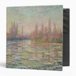 """El deshielo en el Sena, cerca de Vetheuil, 1880 Carpeta 1 1/2"""""""