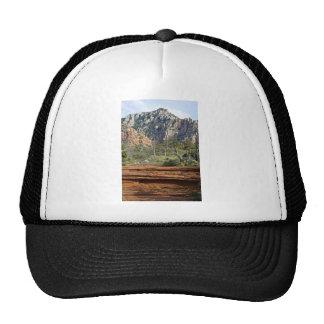 El desierto arrastra Sedona Gorra