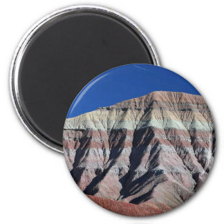 El desierto pintado imán para frigorifico
