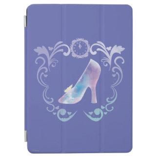 El deslizador de cristal de Cenicienta Cover De iPad Air