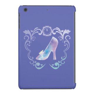 El deslizador de cristal de Cenicienta Funda De iPad Mini