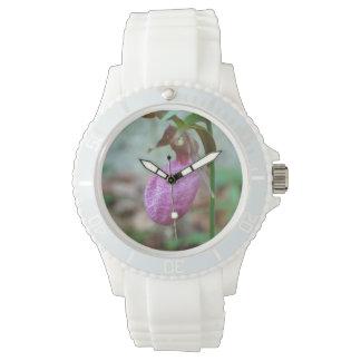 El deslizador de señora relojes de mano