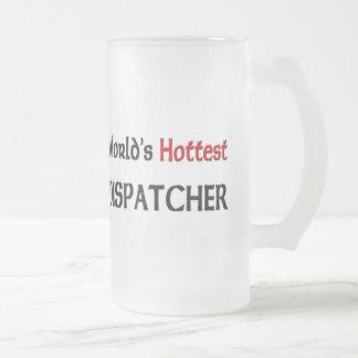 El despachador más caliente de los mundos taza