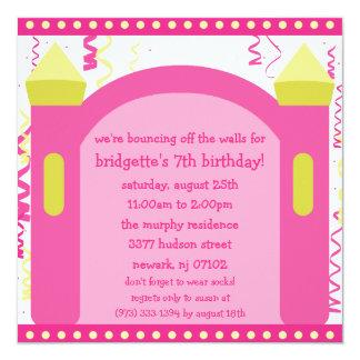 El despedir de la fiesta de cumpleaños de la casa comunicado personalizado