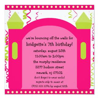 El despedir de la fiesta de cumpleaños de la casa comunicado personal