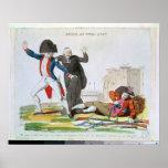 El despertar del tercer estado, julio de 1789 poster