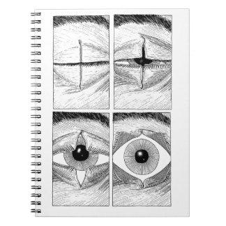 El despertar cuaderno