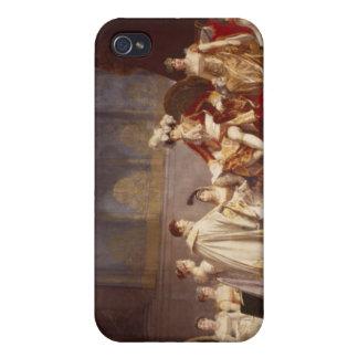 El desposorio de príncipe Jerome Bonaparte iPhone 4 Fundas