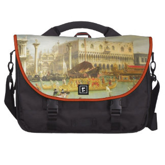 El desposorio del dux veneciano bolsas de portátil