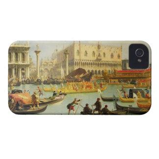 El desposorio del dux veneciano Case-Mate iPhone 4 coberturas