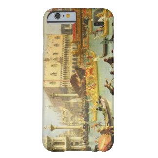 El desposorio del dux veneciano funda para iPhone 6 barely there