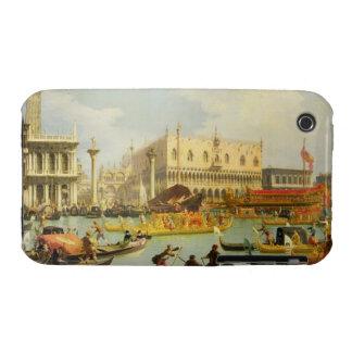 El desposorio del dux veneciano iPhone 3 carcasas