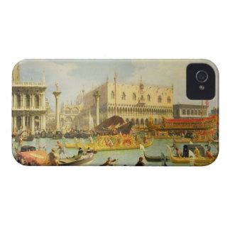 El desposorio del dux veneciano iPhone 4 cobertura