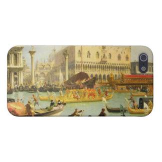 El desposorio del dux veneciano iPhone 5 carcasas