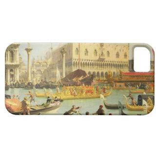 El desposorio del dux veneciano iPhone 5 funda