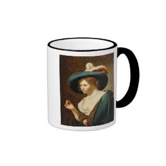 El desposorio: La novia, c.1630 Tazas