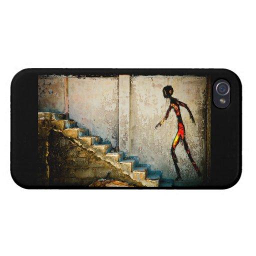 el destino dirige a casa iPhone 4 protectores