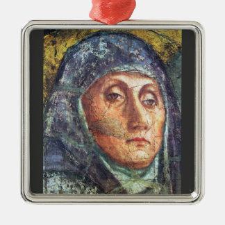 El detalle de la trinidad por Masaccio Ornamentos De Reyes