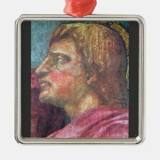 El detalle de la trinidad por Masaccio Ornato
