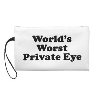 El detective privado peor del mundo