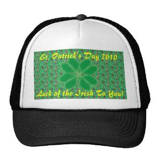 El día 2010 de St Patrick Gorras