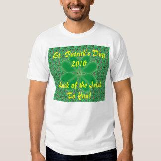 El día 2010 de St Patrick Poleras