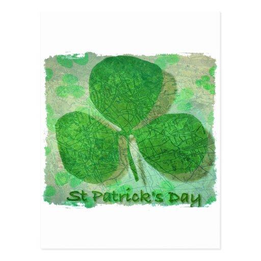 El día 2012 de St Patrick Postal