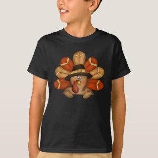 El Día de Acción de Gracias embroma la camiseta de Playera