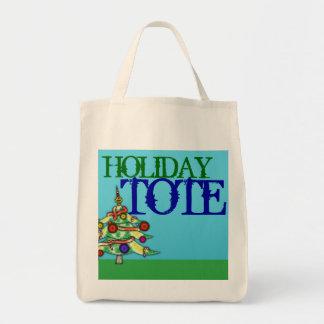 El día de fiesta orgánico Giftbag de la bolsa de