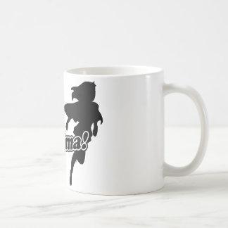 El día de la abuela del abuelo estupendo de la taza clásica