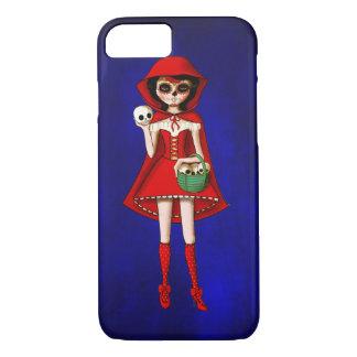 El día de la capa con capucha roja muerta funda iPhone 7