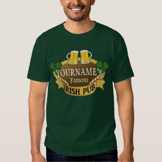 El día de la cerveza conocida de St Patrick Playeras