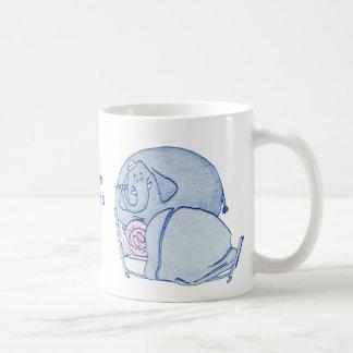 ¡El día de la enfermera feliz! Tazas De Café