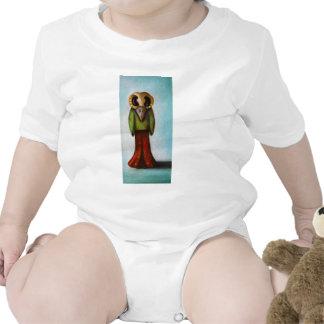 El día de la madre Mamá-Feliz de Arnie Trajes De Bebé