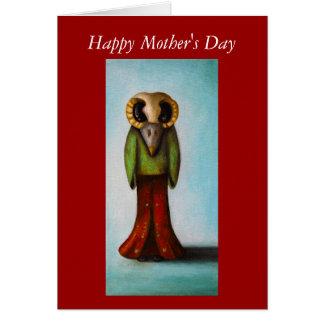 El día de la madre Mamá-Feliz de Arnie Felicitacion