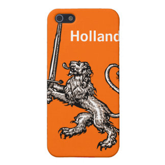 El día de la reina holandesa (Koninginnedag) iPhone 5 Fundas
