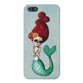 El día de la sirena hermosa muerta iPhone 5 cobertura