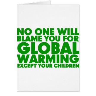 El Día de la Tierra 2009, el 22 de abril, para el  Tarjeta De Felicitación