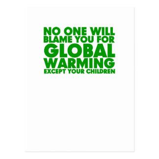 El Día de la Tierra 2009, el 22 de abril, para el Tarjeta Postal