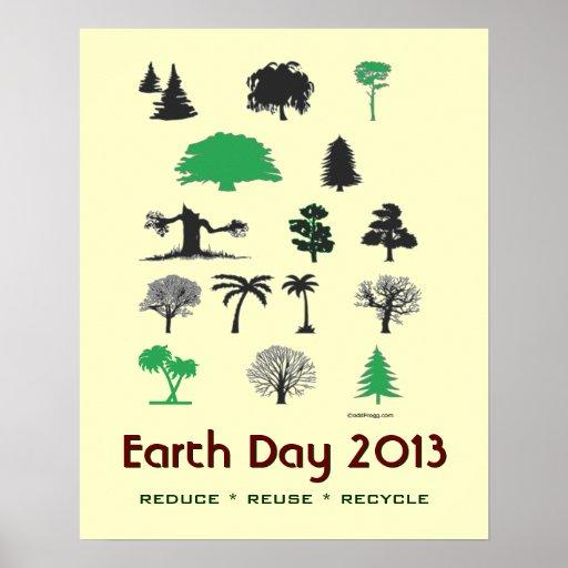 El Día de la Tierra 2013 reduce la reutilización r Impresiones