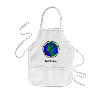 El Día de la Tierra embroma el delantal