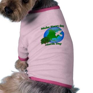 El Día de la Tierra hace cada gráfico del Día de l Prenda Mascota