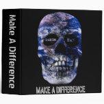 """El Día de la Tierra hace un cráneo 2"""" de la difere"""