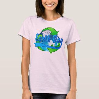El Día de la Tierra recicla la camiseta