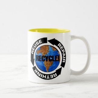 El Día de la Tierra recicla la taza